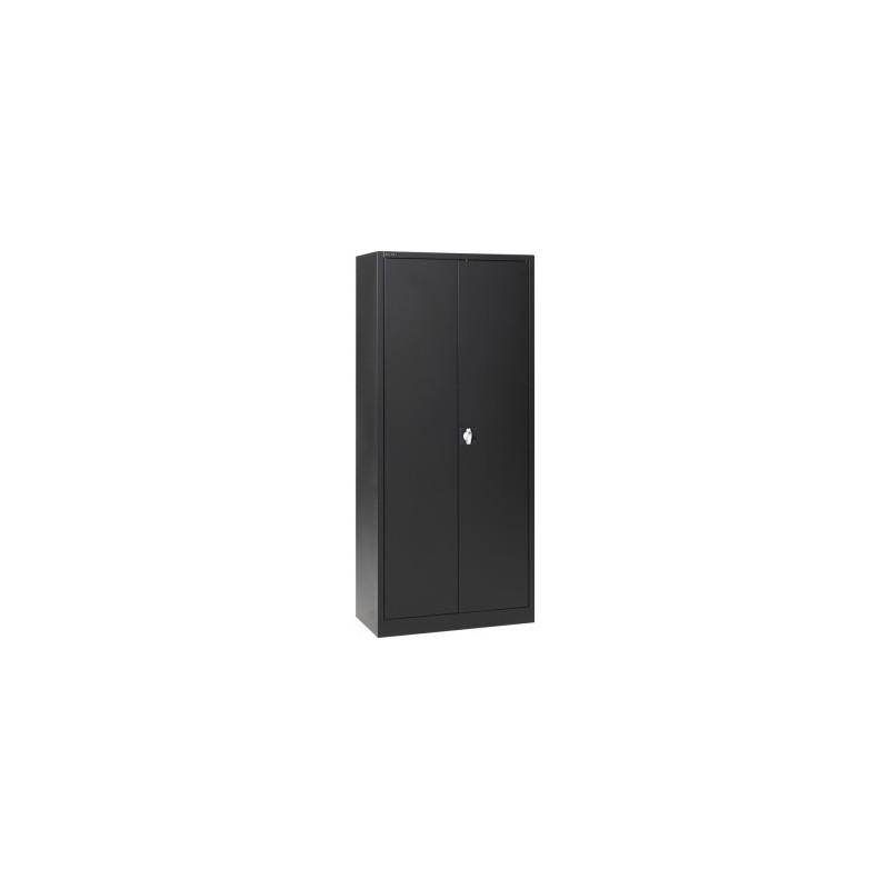 Draaideurkast T180 zwart