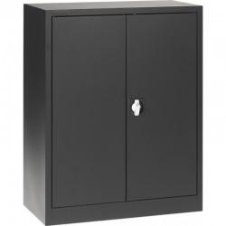 Draaideurkast T120 zwart